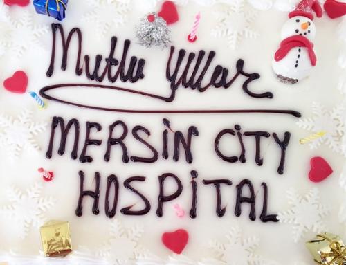 City Hospital'dan Yeni Yıl Kutlaması